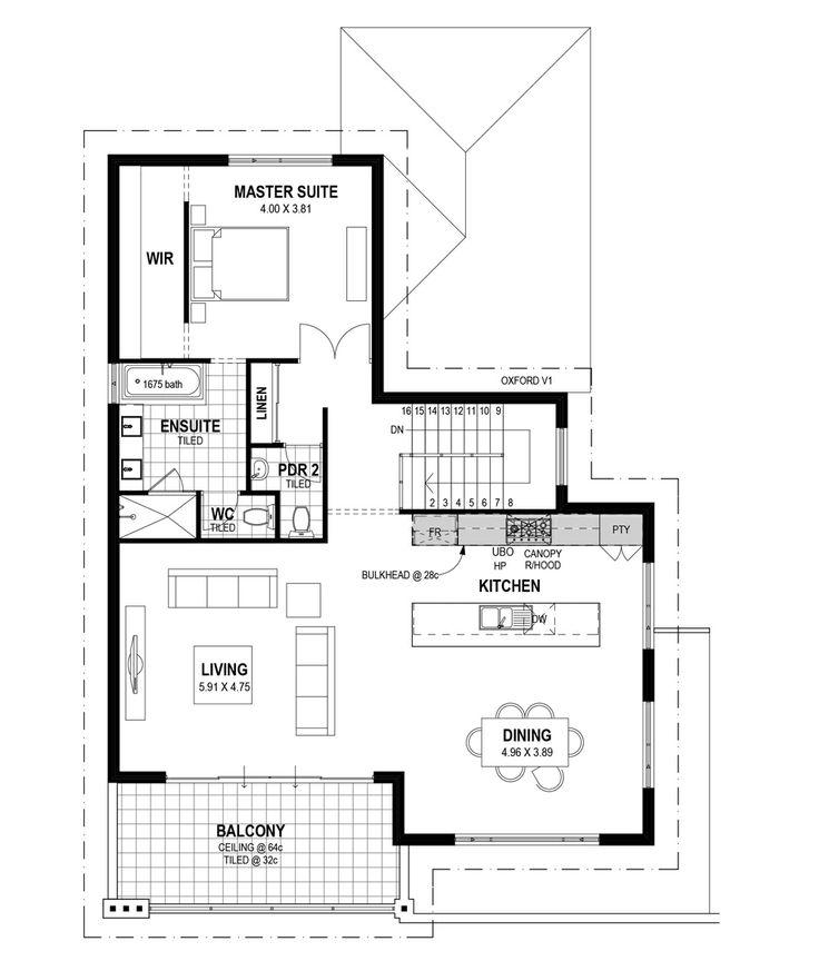 Upside down house plans perth house design plans for Upside down house floor plans