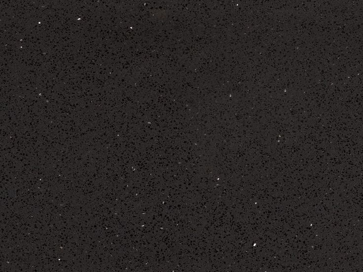 Obsidian Black From The HanStone Quartz Classics Collection