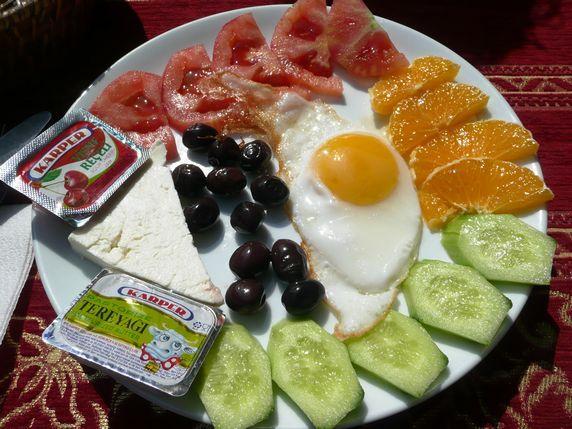 Kahvalti, desayuno típico turco