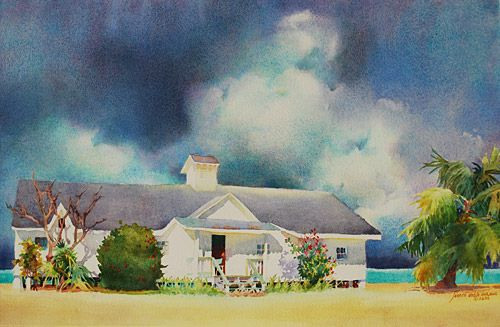 Jeanne Dobie is another of my favorite watercolor artists ...
