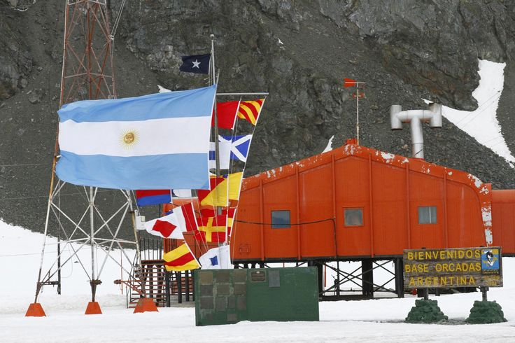 Base Orcadas - Antártida Argentina