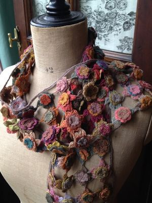 SOPHIE DIGARD SCARF 21