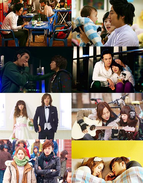 Jang Geun Suk in all my favorites.  Baby & I, You're Beautiful, Mary Stayed Out All Night, Love Rain.