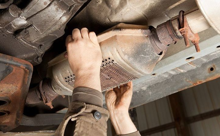 5 symptoms of a clogged catalytic converter can a clogged