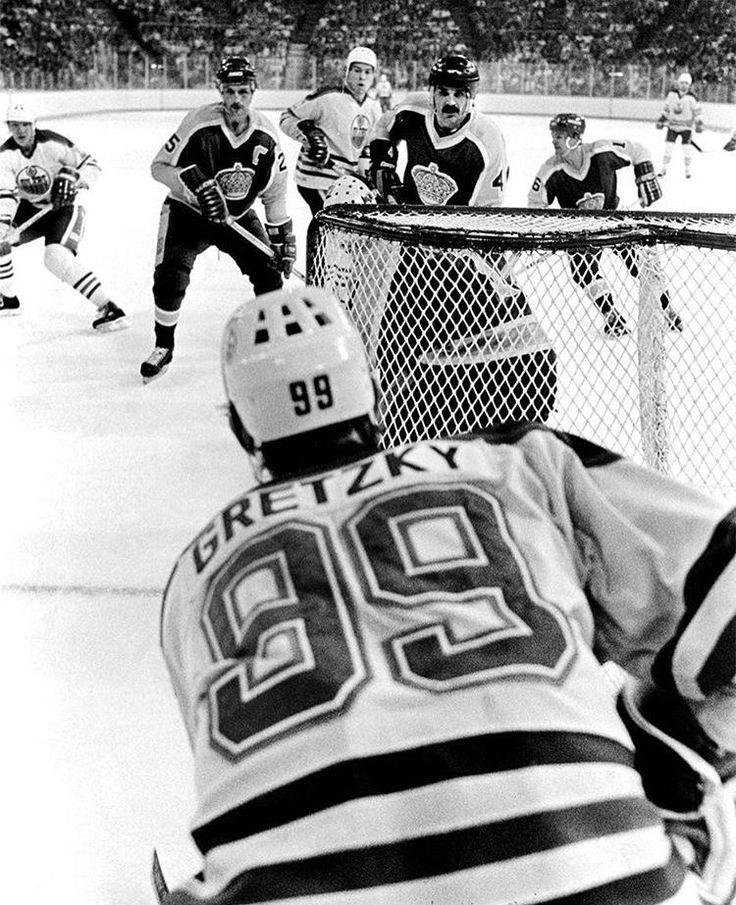 Wayne Gretzky - Edmonton Oilers