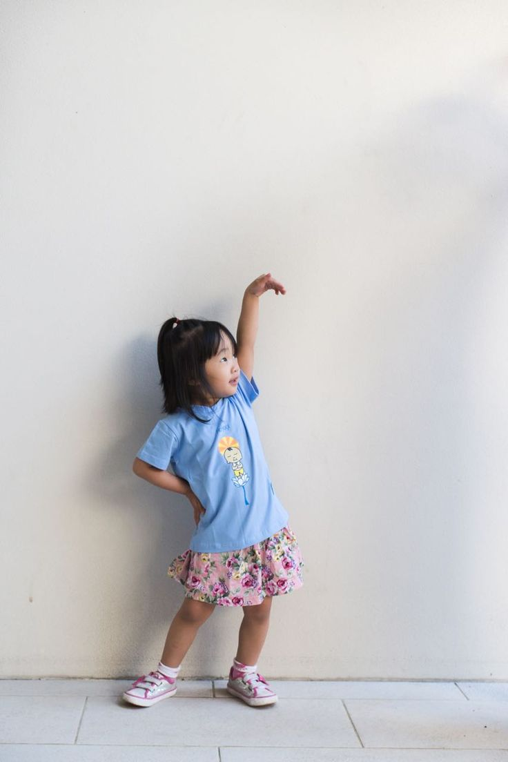 All styles and colors are compatible across collections to encourage children to pick their own clothes and dress themselves as soon as they want to. #babyclothes #kidswear