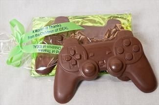 Ooooo next time I hold a Halo party I'm making these :)......even though these are playstation controllers.....