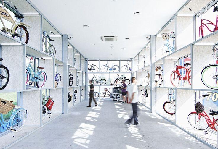 Galeria de Centro de Bicicletas Electra / Andrey Ukolov + Ekaterina Osipova - 1