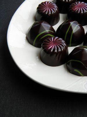 Csokoládé Reformer: Pisztáciás és whisky-karamellás bonbonok