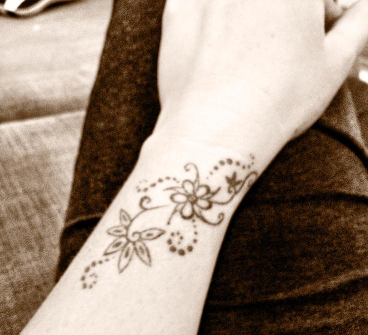 c22954c3b Girly Wrist Tattoos Pinterest. Wrist Tattoo