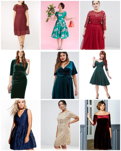 Lust List: 9 Christmas Party Dresses to Die For   It's party season! Over the next few weeks there will be drinks with friends Christmas lunches with colleagues ridiculous parties and loads of festive events! I love how many excuses there are to dress up this time of year and if I'm getting fancy there is nothing I love quite as much as a special dress. Here I've done a little round up of some of my fave plus sizepieces...  Little Mistress Lace Bodice Midi Dress with Tulle - Asos  How…