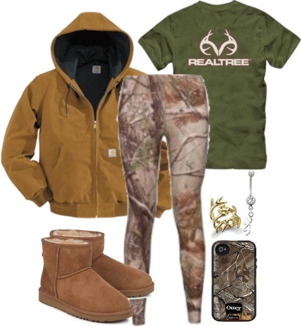"""""""Outfit of the day:)"""" by backwoods-princess ❤ liked on Polyvore"""