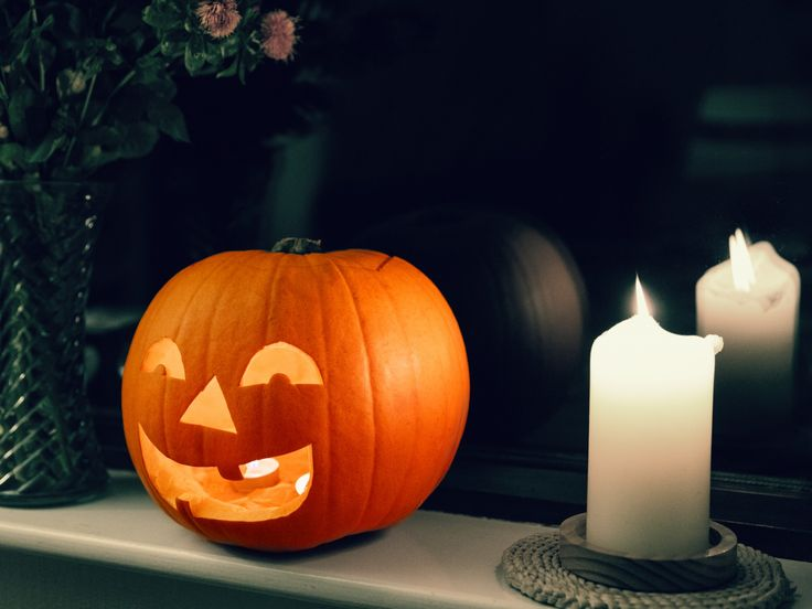 Click through for some spooky and fun facts about Halloween!