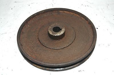 Sears Craftsman 7HP Garden Tractor * * DECK PULLEY * * Vintage Riding Mower Part