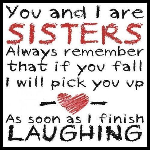 Best 25 Sister birthday quotes ideas – Birthday Greetings for Sister Funny