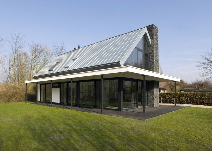 01 Woonhuis Kamperland - Broos de Bruijn architecten - Bouwboek