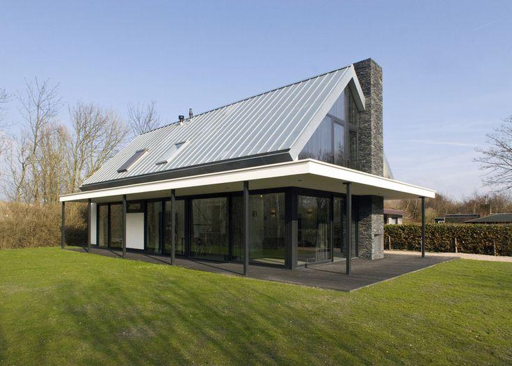 Meer dan 1000 idee n over witte buitenkant huizen op pinterest cottage exterieur kleine for Eigentijdse buitenkant