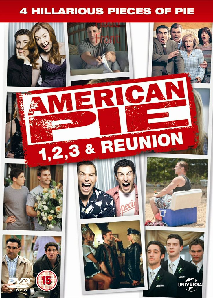 American Pie - With the original cast.