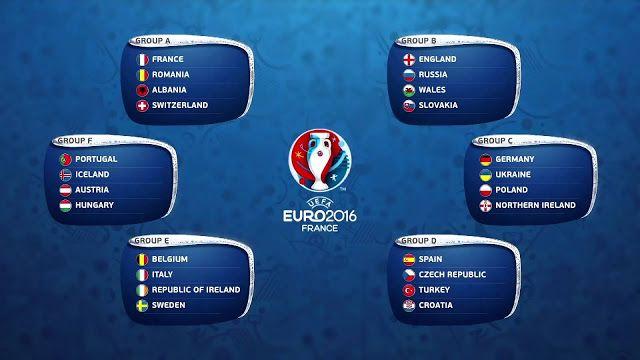 Uefa euro 2016 Group Wallpaper