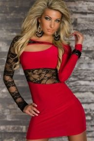 Black And Pink Stylish #Dress Only US$ 4.97. More Sexy Dresses Available for Sale! Wholesale Price & Worldwide Shipping! Order Online Now! http://www.feelingirls.com/Black-and-Pink-Stylish-Dress-p486.html #SexyLingerie #SexyCostume #SexySummerDress