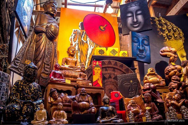 Third World Bazaar - Ottawa by Mikell Herrick