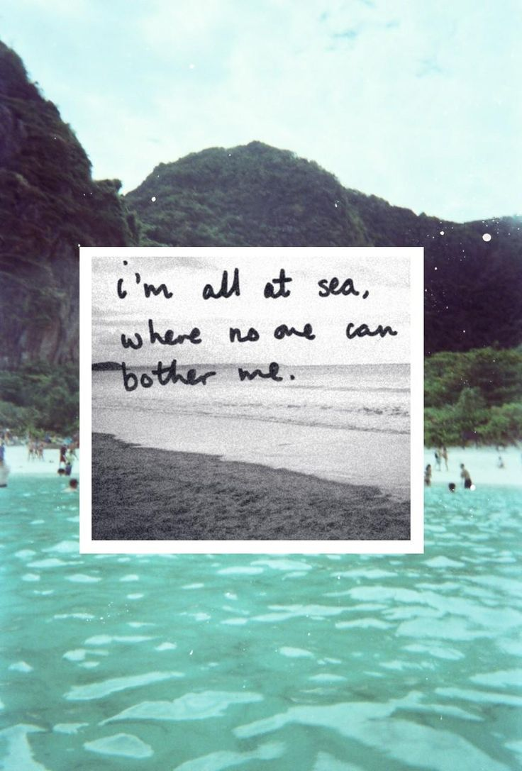 One day the ocean will be my home :)