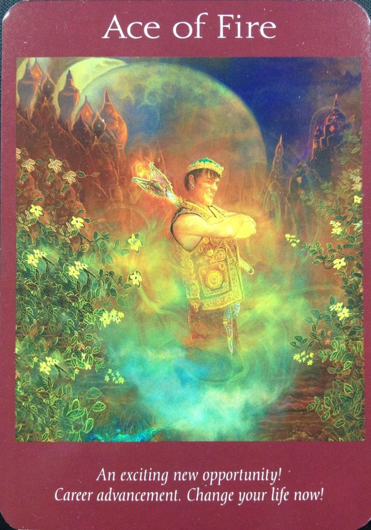4 of fire tarot card yahoo image search results angel