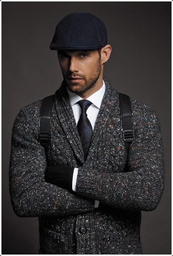 e99351139 40 Insanely Smart Winter Caps For Men | fashion | Winter hats for ...
