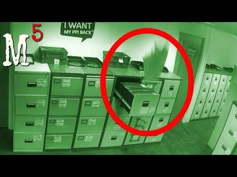 5 Very Creepy Videos Of Ghosts Caught On Tape - YouTube