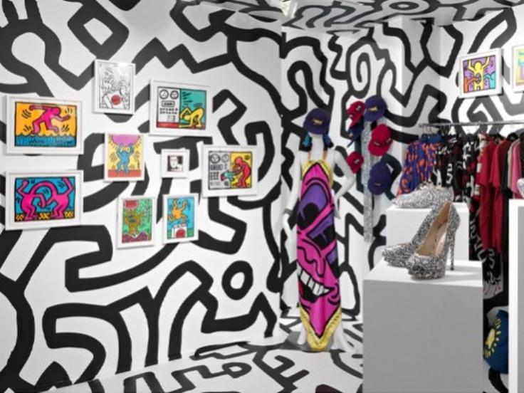 Keith Haring Street Art, the Finest NYC Pop Artist