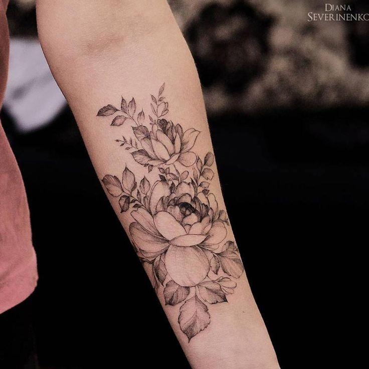Les 25 meilleures id es de la cat gorie tatouage bras - Creer son tatouage en ligne ...