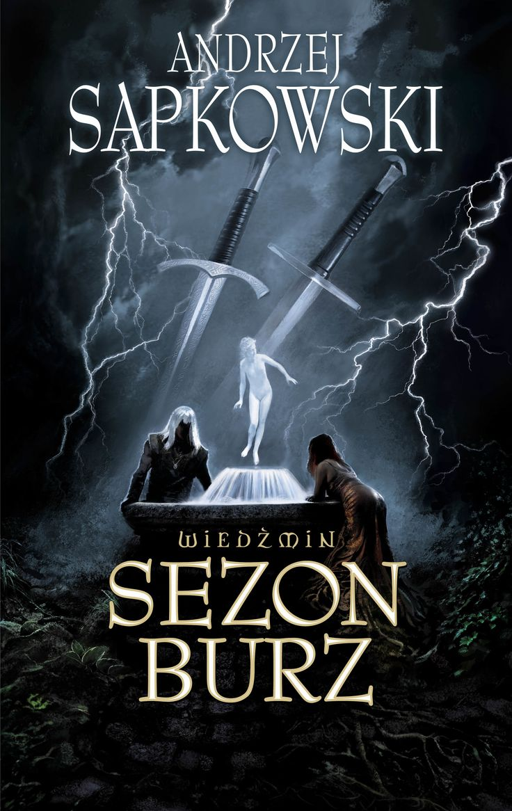 Season Of Storms, Finished Last Night, Great Book, The Witcher Universe  Just Got