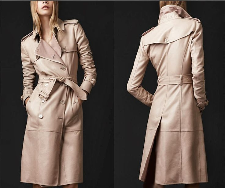 Burberry Trench Coat -modelli - 2014-2014 Modelli Trench Coat , vestiti delle donne , Donna Trench Coat , Burberry 2014 Burberry Trench Coat , Burberry New Season - Trend Fashion Shows