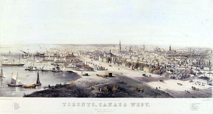 Toronto 1854