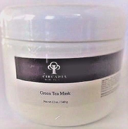 Green Tea Tree Mask Circadia Dr. Pugliese #CircadiaDrPugliese