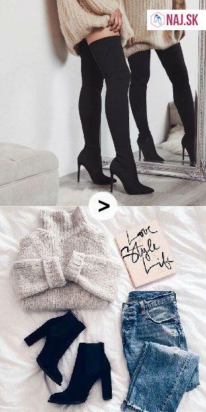 pulover, sveter, čižmy, čierne čižmy, čižmy nad kolená, čižmy na ihlovom opätku, vysoké čižmy, čižmy na zimu, zrkadlo, love, style, life, rifle, jeans, blue jeans, čierne topánky, členkové topánky, členkové čižmy, naj.sk