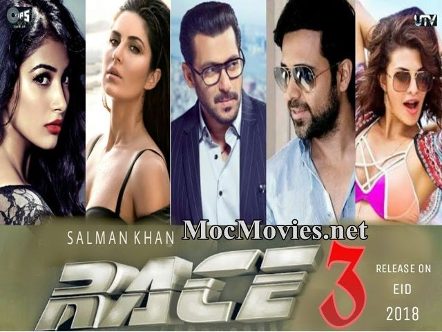 Race 3 2018 Movie Free Download Mp4 720p Bluray Hd From Mocmovies