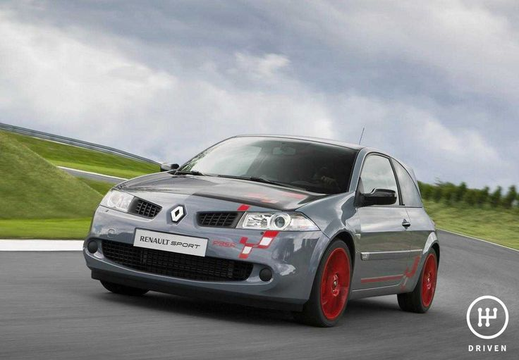 2009 Renault Megane R26.R