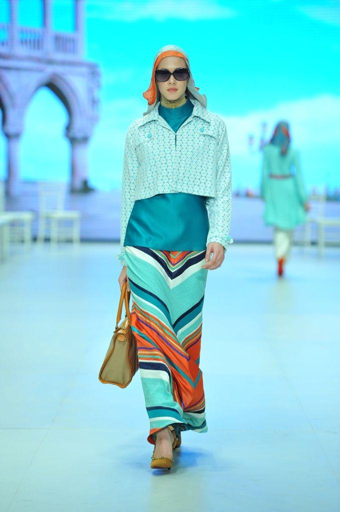 Shafira La Dolce Vita Fashion Show, IFW 2014