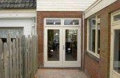Den Helder, Noord-Holland - Tuindeuren-OPMAAT.nl - Openslaande houten tuindeuren