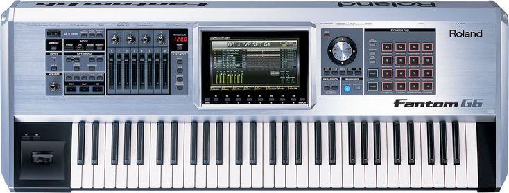 Piano Keyboard Roland