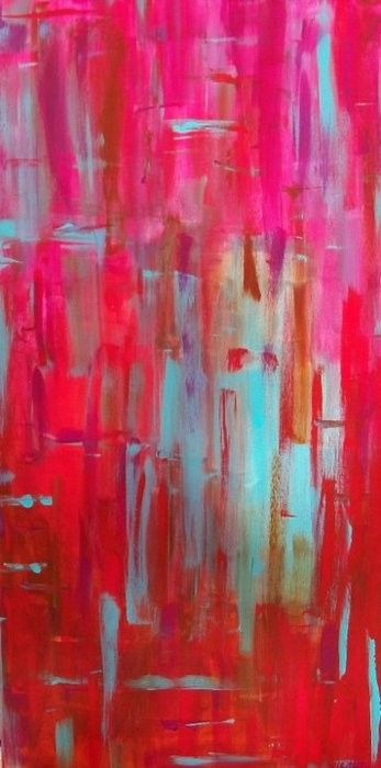 Art...love the colors!