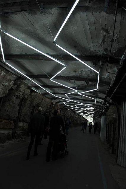 Fluorescent / LED lighting