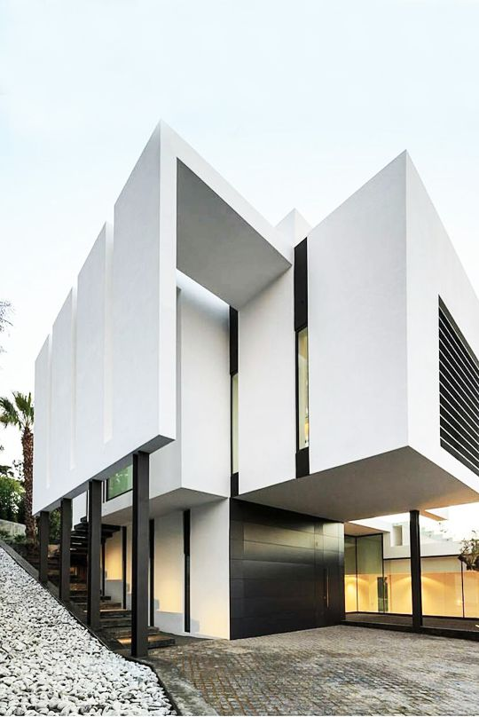 The Best Images About Modern Architecture Style On Pinterest