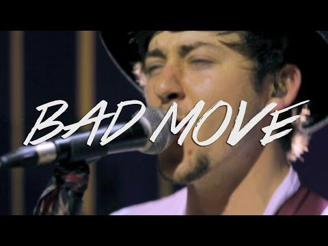 TADGH - Bad Move (Live) - YouTube