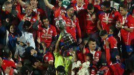 Chile rompió la historia a lo grande y venció vía penales a Argentina para ser campeón - Cooperativa.cl