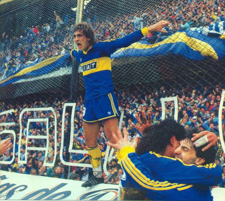 Boca Juniors - Gol de Batistuta