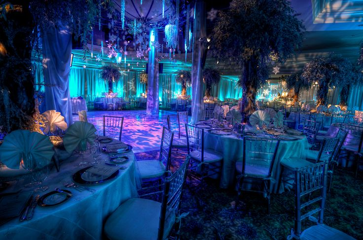 Sweet 16 Decorations Winter Wonderland Theme Winter