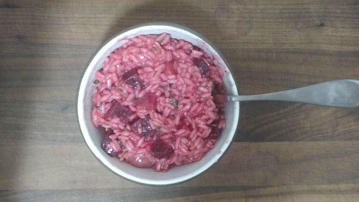 valentine's day risotto recipe