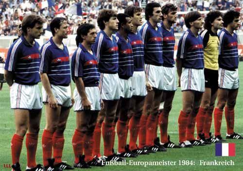 europameister 1984 - frankreich